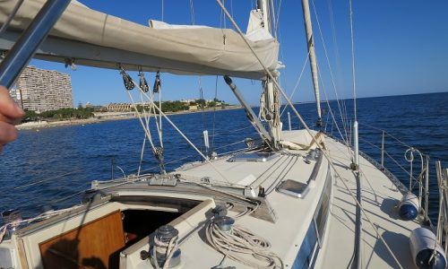 Alicante and Costa Blanca Sailing