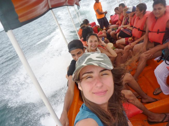 Diving lessons in Panama