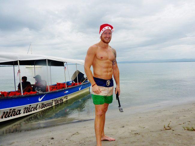 Christmas Holiday in Panama